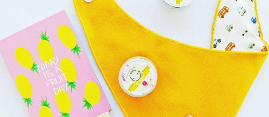 8 Essential Oils Dalam T- Rub Bantu Masalah Kembung Dan Sembelit Bayi