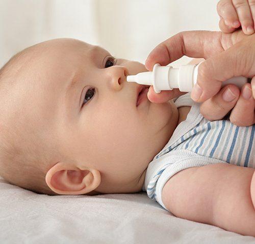 tips hilangkan selsema batuk  anak