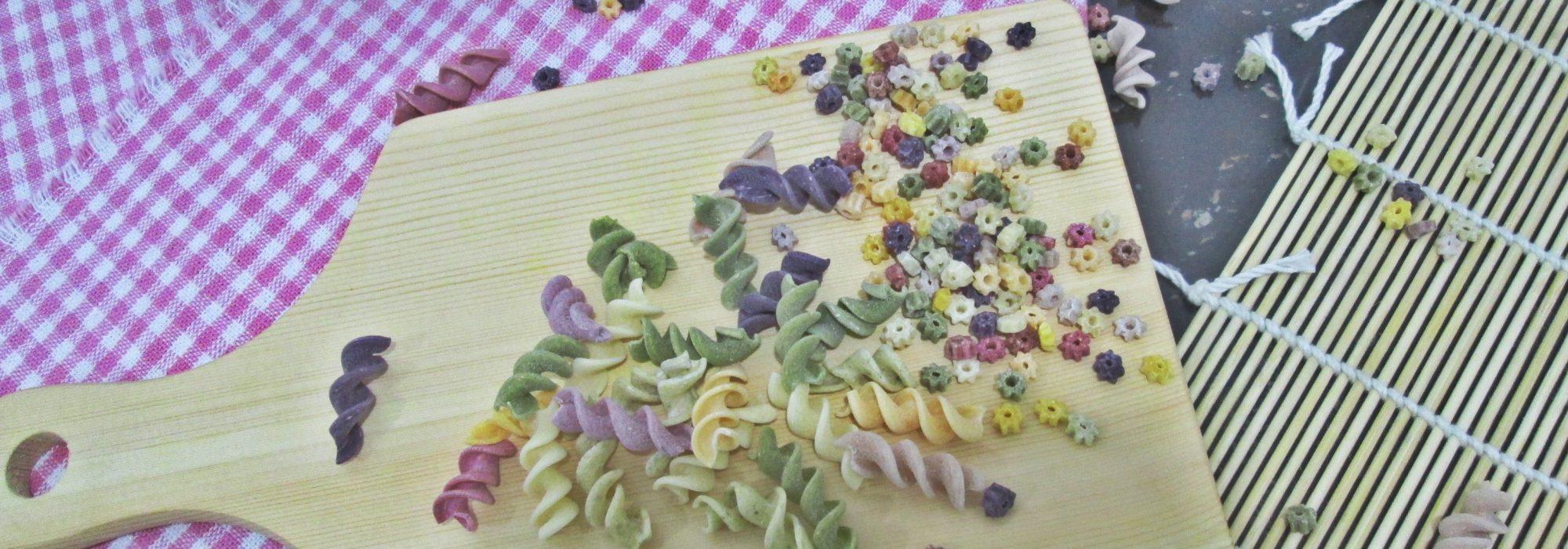 Resipi Creamy Baby Pasta Menggunakan Mixed Vege Pasta
