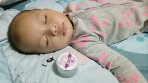 tasneem naturel, balm tidur, sleep time