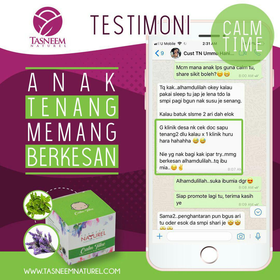 tasneem naturel, testimoni balm tasneem naturel, review balm tasneem naturel
