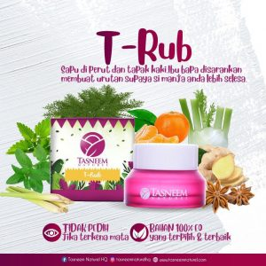 t rub tasneem naturel