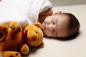 tips anak tidur lena, tips bayi tidur lena, tips anak mudah tidur, tasneem naturel