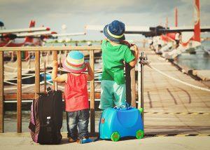 tips melancong dengan anak, tips melancong bersama bayi