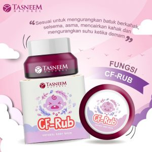 balm cf rub tasneem naturel