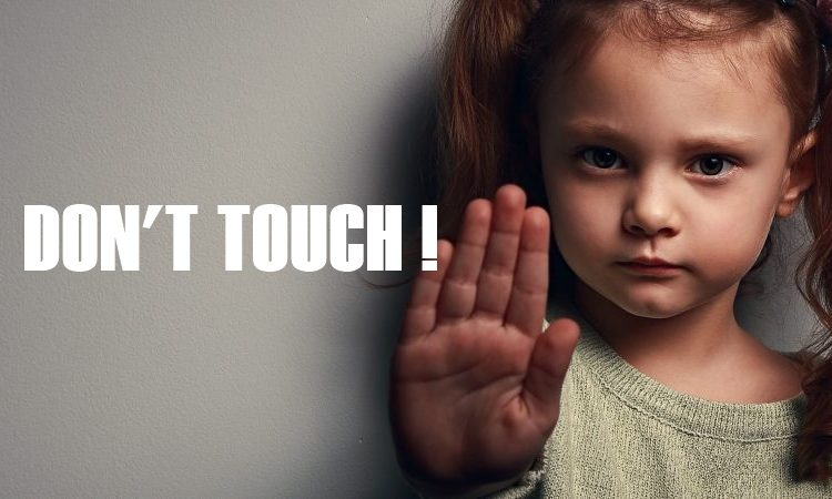 unsafe touch, child abuse