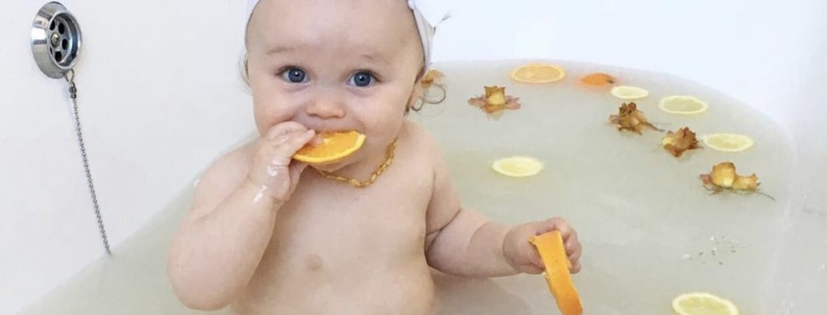cara buat mandian lemon