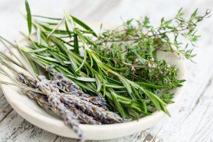 kebaikan lavender