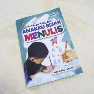 panduan ajar anak menulis